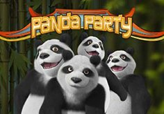 Panda Party Pokie Logo