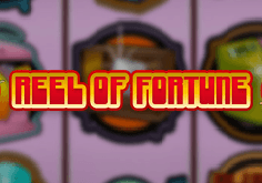 Reel Of Fortune Pokie Logo