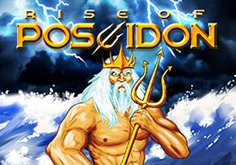 Rise Of Poseidon Pokie Logo