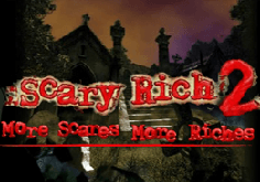 Scary Rich 2 Pokie Logo