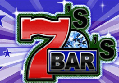 Sevens And Bars Pokie Logo