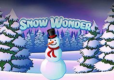 Snow Wonder Pokie Logo
