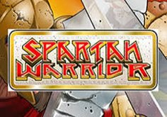 Spartan Warrior Pokie Logo