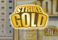 Strike Gold Pokie Logo