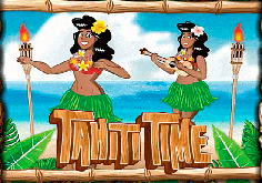 Tahiti Time Pokie Logo