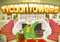Tycoon Towers Pokie Logo