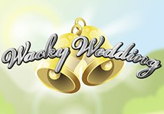 Wacky Wedding Pokie Logo