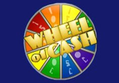 Wheel Of Cash Pokie Logo