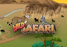 Wild Safari Pokie Logo