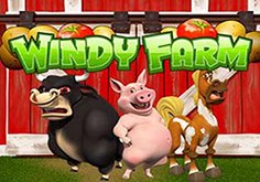 Windy Farm Pokie Logo