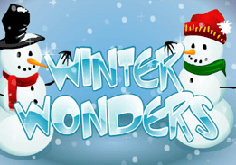 Winter Wonders Pokie Logo