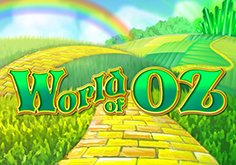 World Of Oz Pokie Logo