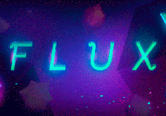 Flux Pokie Logo