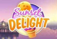Sunset Delight Pokie Logo