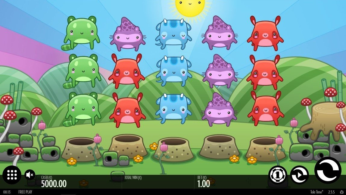 Spiele Toki Time - Video Slots Online