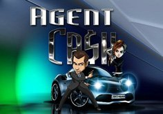 Agent Cash Pokie Logo