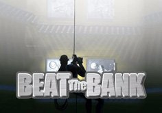 Beat The Bank Pokie Logo