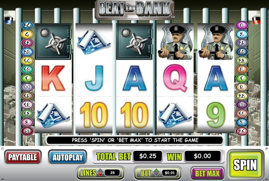 Beat The Bank Pokie