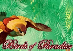 Birds Of Paradise Pokie Logo
