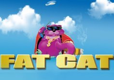 Fat Cat Pokie Logo