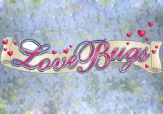 Love Bugs Pokie Logo