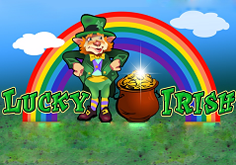 Lucky Irish Pokie Logo