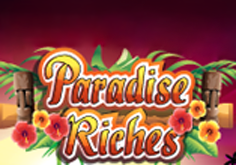 Paradise Riches Pokie Logo