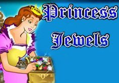 Princess Jewels Pokie Logo