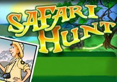 Safari Hunt Pokie Logo