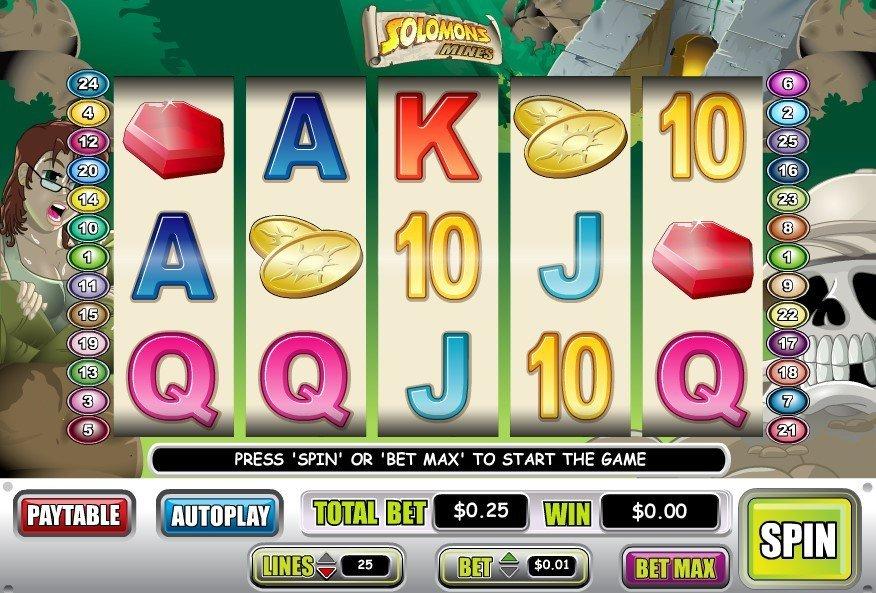 Spiele King Solomon Mines - Video Slots Online