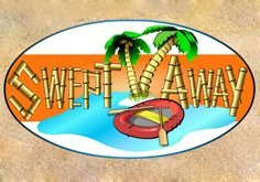 Swept Away Pokie Logo