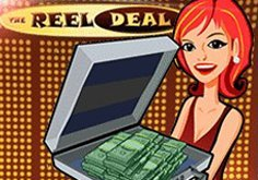 The Reel Deal Pokie Logo
