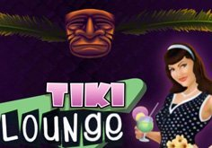 Tiki Lounge Pokie Logo