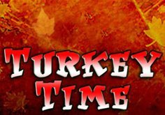 Turkey Time Pokie Logo