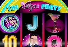 Vegas Party Pokie Logo