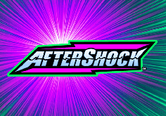 Aftershock Frenzy Pokie Logo
