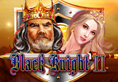 Black Knight 2 Pokie Logo