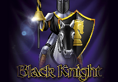 Black Knight Pokie Logo