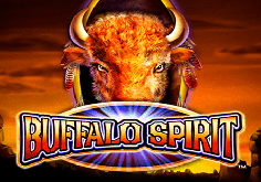 Buffalo Spirit Pokie Logo