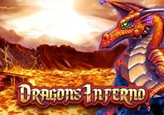 Dragon 8217s Inferno Pokie Logo