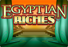 Egyptian Riches Pokie Logo
