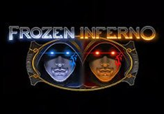 Frozen Inferno Pokie Logo