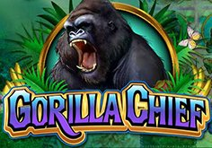 Gorilla Chief 2 Pokie Logo