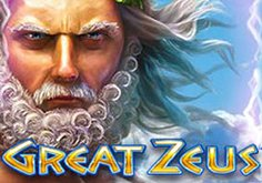 Great Zeus Pokie Logo