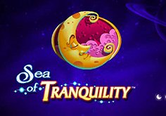 Sea Of Tranquility Pokie Logo
