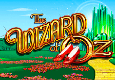 The Wizard Of Oz Pokie Logo