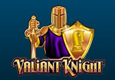 Valiant Knight Pokie Logo