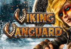 Viking Vanguard Pokie Logo