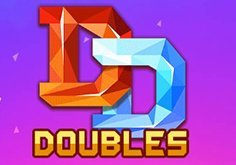 Doubles Pokie Logo