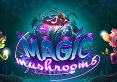 Magic Mushrooms Pokie Logo
